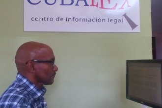 Julio Alfredo Ferrer Tamayo, abogado de Cubalex.