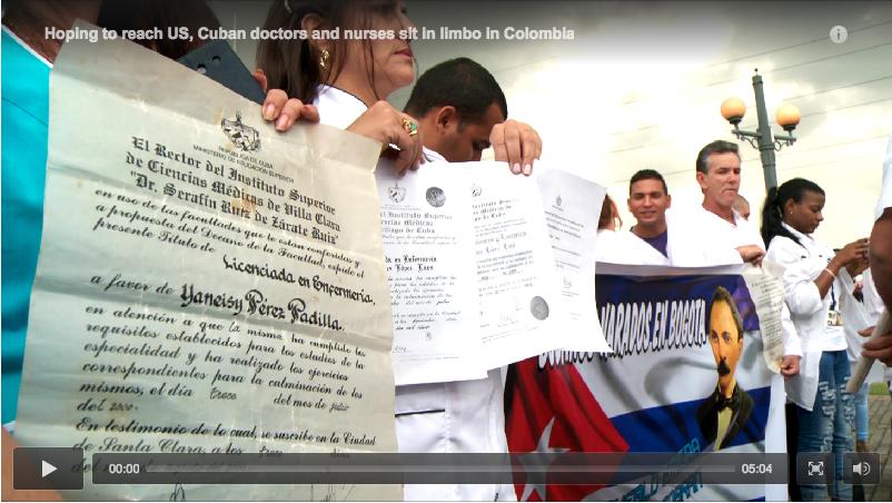 El fin del Parole provoca zozobra entre los médicos cubanos que han huido de las misiones